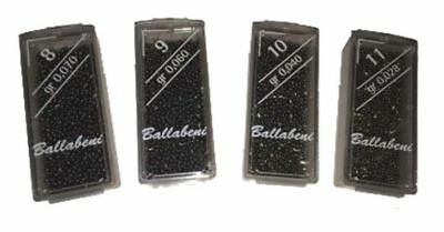 Ballabeni 30g Shot Refill Weights and Feeders ALL SIZES