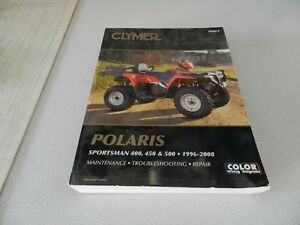 Polaris-Sportsman-ATV-400-450-500-Shop-Manual