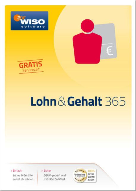 Download-Version WISO Lohn & Gehalt 2017 - 365 -