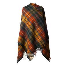 Lana de todo tamaño Completo Cabo señoras-escocés Tartan-Buchanan Antiguo
