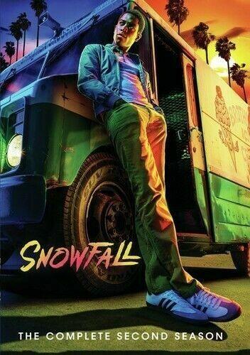 Snowfall Tv Series Complete Second Season 2 Dvd For Sale Online Ebay