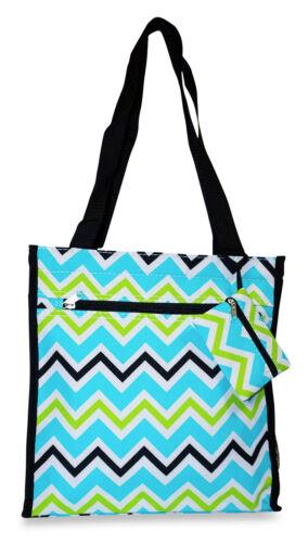 Chevron Womens Small Tote Bag Handbag Purse for Travel Work School Shopping