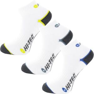 Hi-Tec-2019-Technical-Sport-Quarter-Sock-Mens-Golf-Low-Ankle-Socks-Pack-of-3
