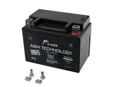 Batterie GEL Kage YTX4L-BS Honda ST 50 Dax AB23 ST50 Dax ST 50 Dax Bj. 1988-2000