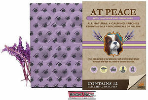 All-Natural-AT-PEACE-Dog-Cat-Pet-CALMING-AID-Patches-Stress-Anxiety-Relief