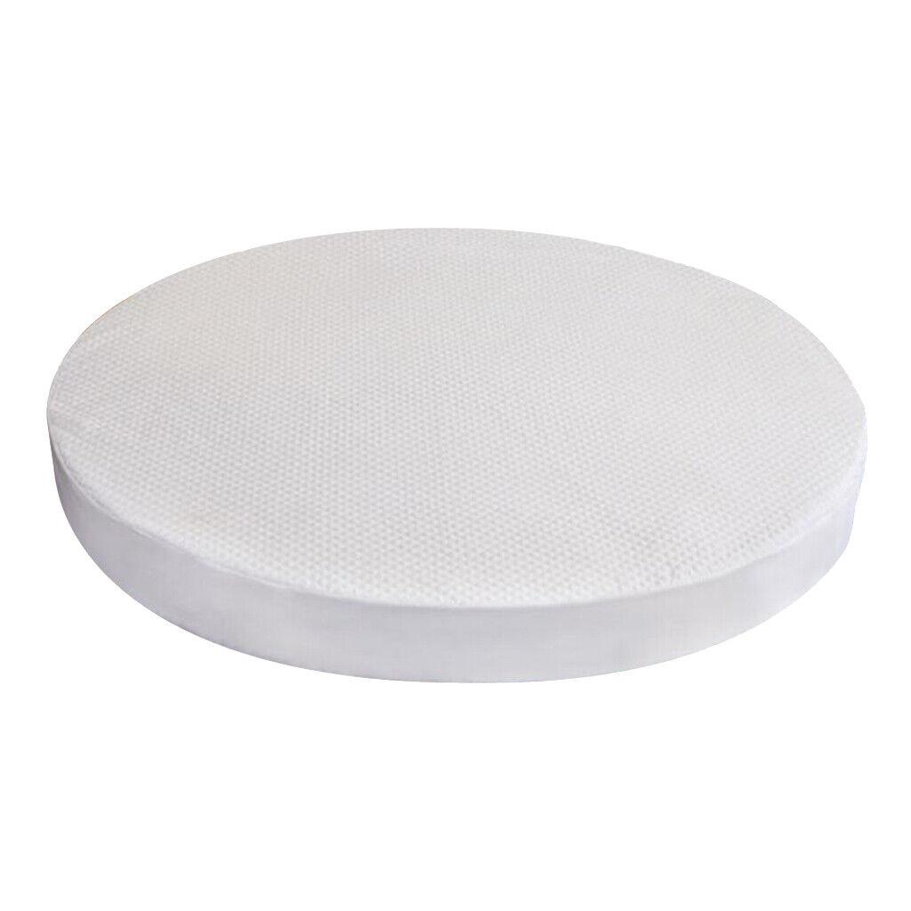 Durable Linen Bedding's Ultra-Soft Luxury Cotton Round Bed Sheet Set