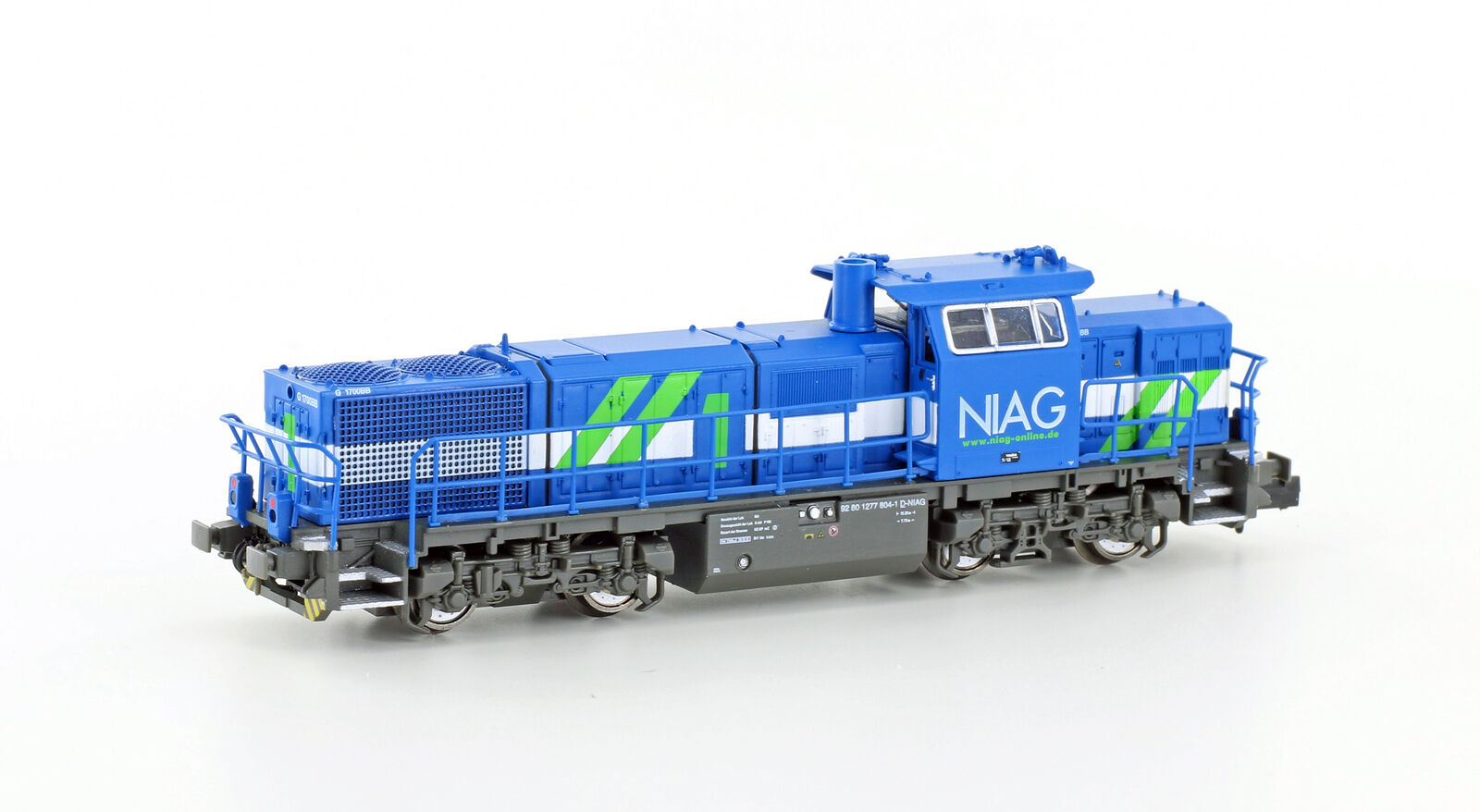 Hobbytrain 2931 Locomotora Diésel Escala N G1700