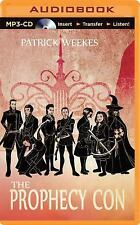 The Prophecy Con by Patrick Weekes (2014, MP3 CD, Unabridged)