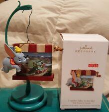 2011 Hallmark DUMBO TAKES TO THE SKY! Disney Ornament