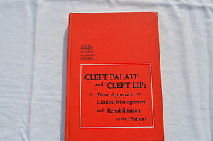 Libro-De-la-hendidura-Paladar-y-de-la-hendidura-Labios-Un-Equipo-De-Approach-to