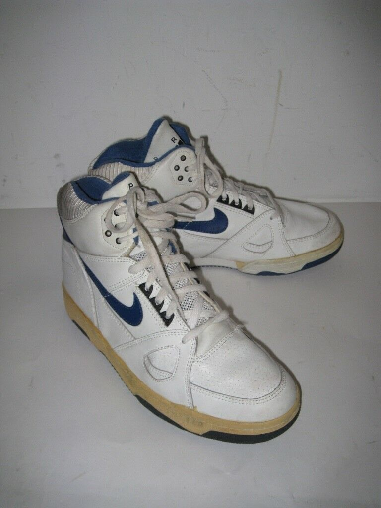 Vintage 1989 NIKE PRO FORCE High Top Chaussures Sneakers