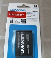 Lenmar Pdabcm2 Blackberry Replacement Battery, Free Shippng