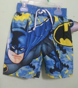 New Boys Batman colors 4 Swimwear Multi Sz rrFwgZdq