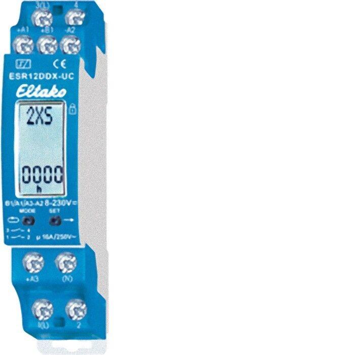 Eltako Stromstoßschalter ESR12DDX-UC  16A,250VAC,2000W