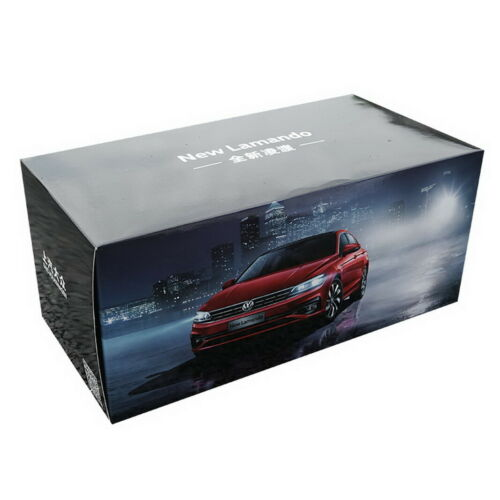 1//18 Scale VW Volkswagen New Lamando 2018 Red DieCast Car Model Toy Collection