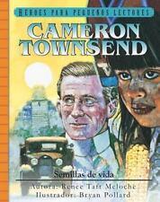 Cameron Townsend: Semillas de Vida (Heroes Para Pequenos Lectores) (English and