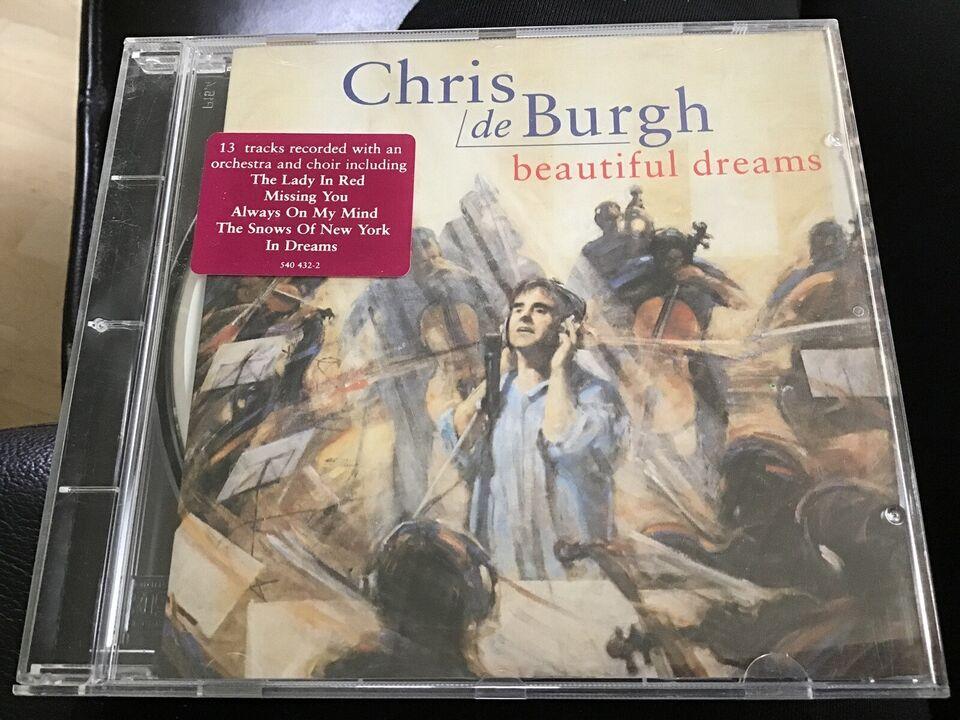 Chris de Burgh: Beautiful dreams, andet