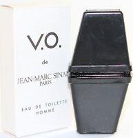 V.o De Jean-marc Sinan Mini 0.16 Oz Edt Splash For Men & In A Box