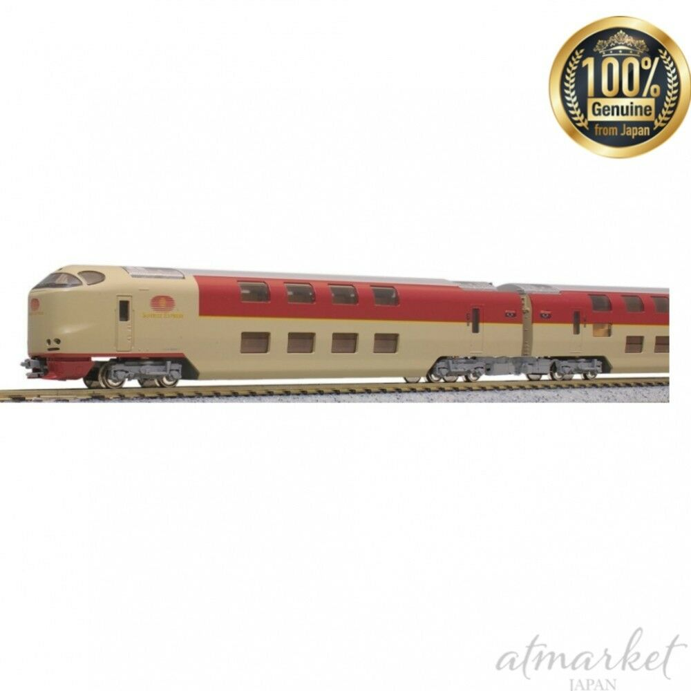 NEW Kato 10-1332 JR Sunrise Express 285-0 7 Cars N Scale  genuine from JAPAN