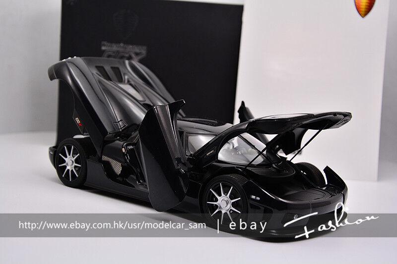 Autoart 1 18 Koenigsegg CCX Negro