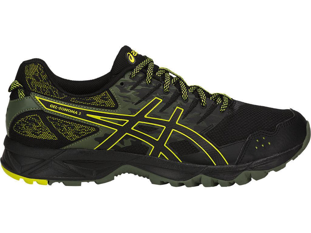 Nueva versión    Asics Gel Sonoma 3 Trail Running Zapatos para hombres (D) (9089)