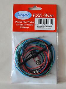 Expo-Tools-28070-EZE-Wire-Peco-Type-Point-Motor-Harness-for-Model-Rail