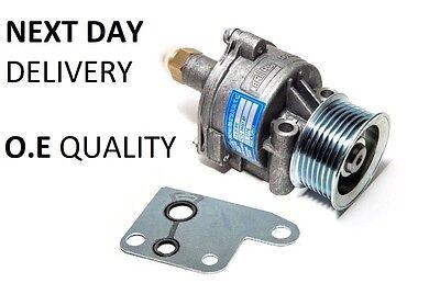 FREE GASKET ***** ***** Brand new Ford Transit MK6 Vacuum Pump 2.4 RWD