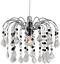 Chandelier-Style-Ceiling-Light-Shade-Acrylic-Crystal-Bead-Ball-Droplet-Pendant thumbnail 21
