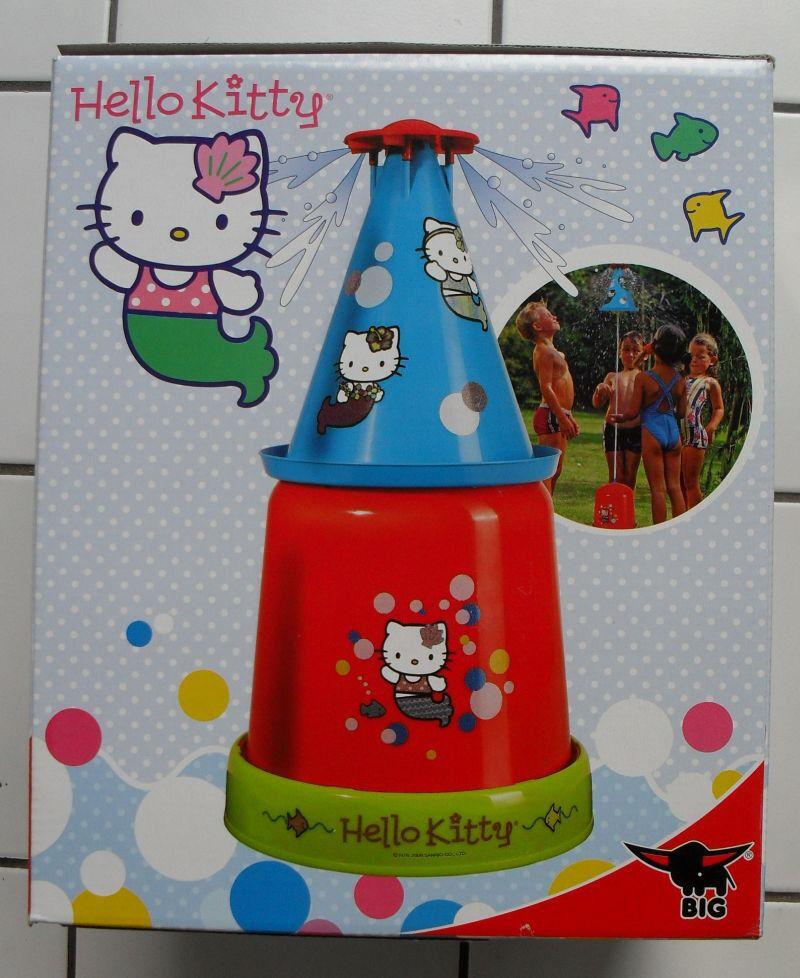 HELLO Kitty BiG Wasserspass für Garten Dusche