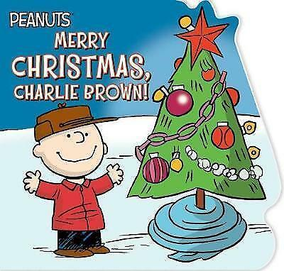 Merry Christmas, Charlie Brown! (Peanuts) - New Book Schulz, Charles M