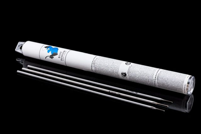"""E312-16 X 5//32/"""" stainless steel welding electrode TIG 5lb tube Blue Demon"""