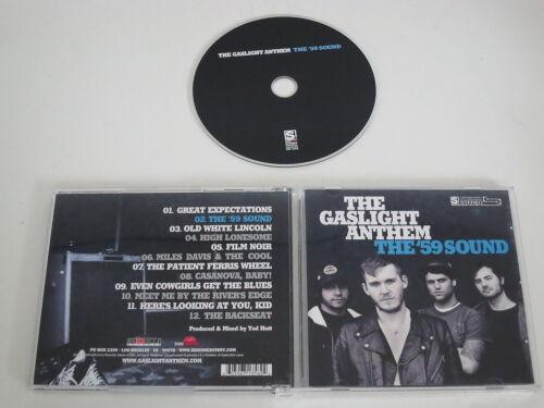 1 von 1 - THE GASLIGHT ANTHEM/THE ´59 SOUND(SIDEONEDUMMY SD1358) CD ALBUM