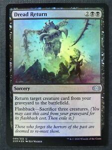 Dread Return Foil - Mtg Magic Card #XP