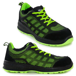 022feed46f3 Details about Men's shoes footwear of security safety work MILLER STEEL  56294