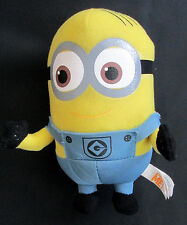 """Universal Studios Despicable Me Minion 2 Soft Stuffed Toy 6 1/2"""" tall"""