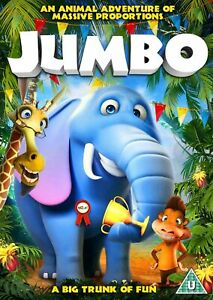 JUMBO-DVD-USED-VERY-GOOD-FREE-POST