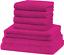 GREEN-MARK-Textilien-8er-Handtuch-Set-in-vielen-Farben-Groessen-100-Baumwolle Indexbild 14