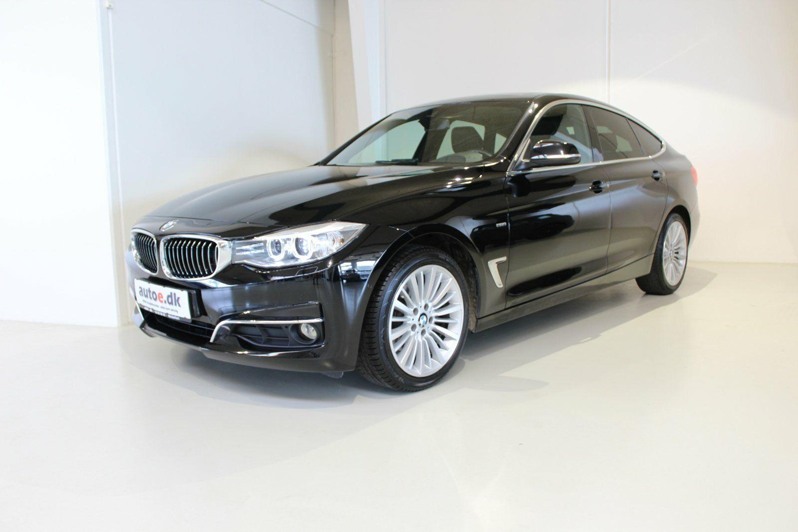 BMW 320d 2,0 Gran Turismo aut. 5d - 299.800 kr.