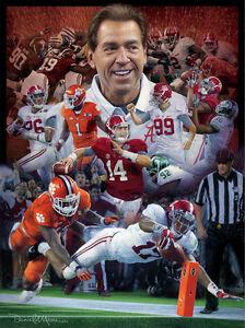 Daniel Moore 2015 Alabama National Championship Quot Sweet