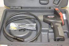 Ridgid Micro Ca 25 Inspection Camera
