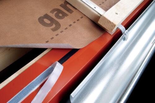 Parotec BUTYLTEC 0,74€//lfm Doppelseitiges Butyl-Klebeband 25m x 30mm