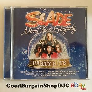 Slade-Merry-Xmas-Everybody-Party-Hits-CD-2009-New-amp-Unsealed