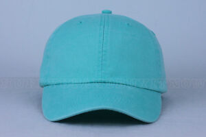 756a79ef08c SEAFOAM blank DAD CAP HAT (slide buckle) fashion custom wholesale ...