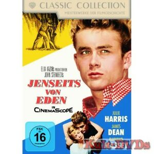Jenseits-von-Eden-Special-Edition-2-DVD-Set-James-Dean-Julie-Harris-Neu