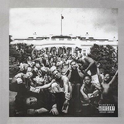 To Pimp A Butterfly - Kendrick Lamar (2015, CD NUEVO) Explicit Version