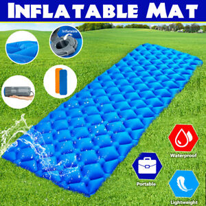 Waterproof-Wave-Shape-Breathable-Outdoor-Camp-Sleeping-Pad-Tent-Inflatable-Mat