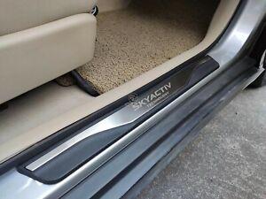 für Mazda 3 6 CX 5 CX30 Zubehör Teile Auto Schutz Einstiegsleisten Türrahmen 19