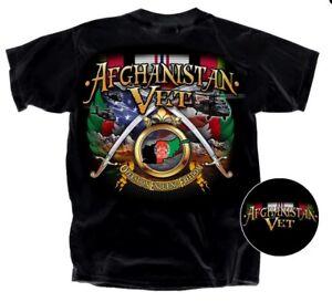 Afghanistan-Vet-USMC-USAF-US-ARMY-USN-BLACK-Adult-Shirt