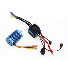 4P Sensorless Brushless Motor Zubeh?r + 45 A Regler für 1/10 RC Auto 3650 3930KV