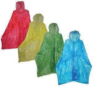 HIGHLANDER EMERGENCY SHOWER RAIN PONCHO